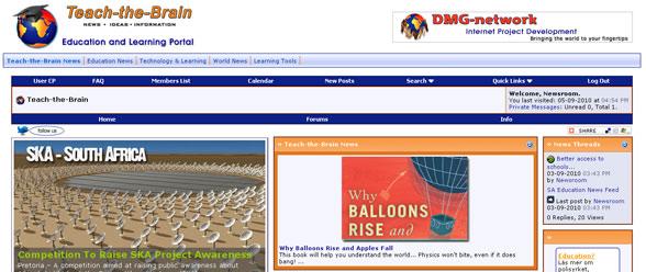 DMG Education network