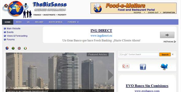 TheBizSense Network