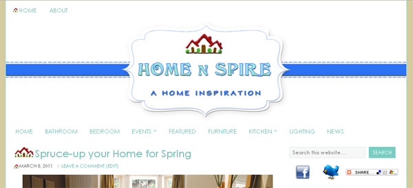 Home n Spire - A Home Inspiration