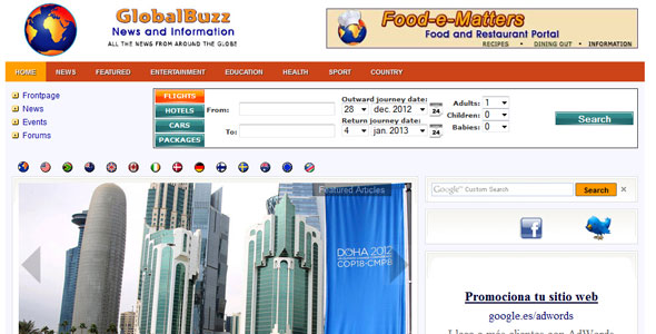 Globalbuzz Network