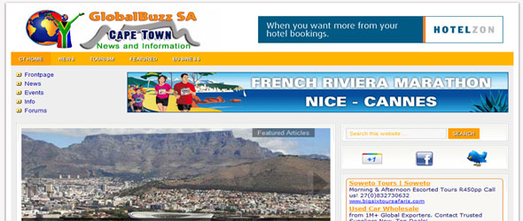 GlobalBuzz SA - Cape Town